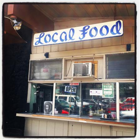 Local Food: Great little place!!