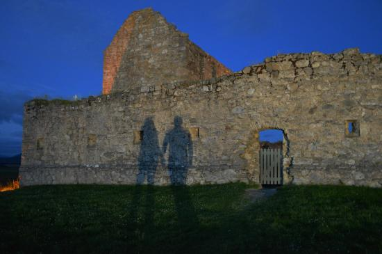 Ruthven Barracks: Darkness Falls