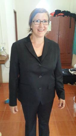 Ash Tailor Samui: Cashmer wool suit