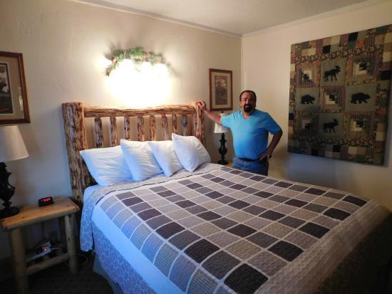 Moose Creek Inn: Small but Sweet