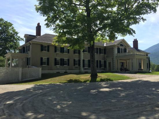 How Long To Tour Hildene Estate Vt