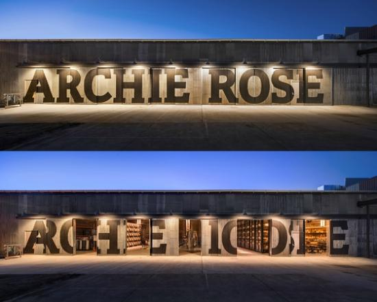 Archie Rose Distilling Co.: The Archie Rose Distillery Building