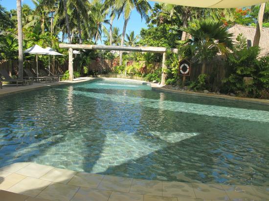 Castaway Island Fiji: pool