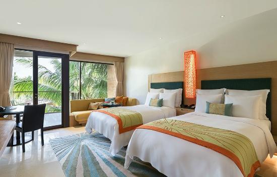 Renaissance Phuket Resort & Spa: Deluxe Twin Room