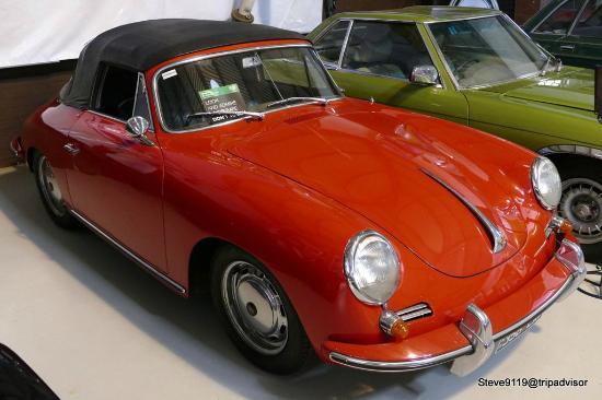 York Motor Museum: Porsche Type 356A Cabriolet (1958)