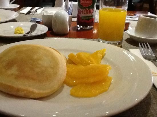 Herald Suites: 朝食 量が足りません
