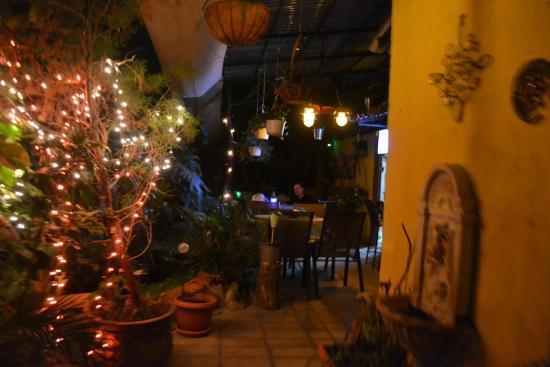 Rio Segundo, Costa Rica: muy romantico
