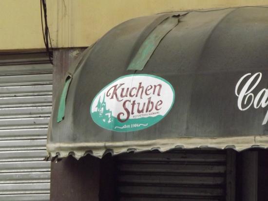 Kuchen Stube: strudel