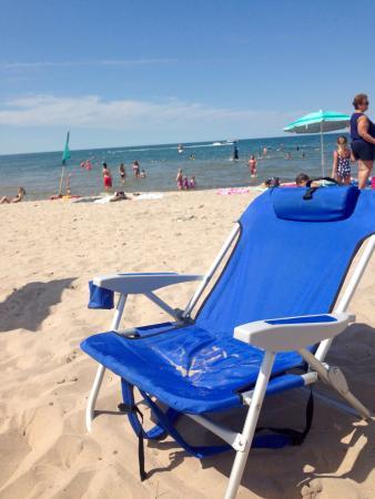 Pulaski, Nowy Jork: Beach bliss