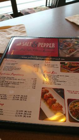 Salt & Pepper Fusion Desi Style Chinese Restaurant