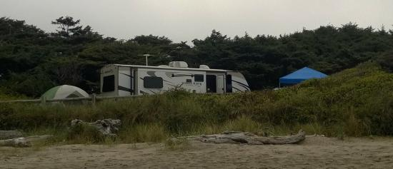 Beachside State Recreation Area: Love this campground!