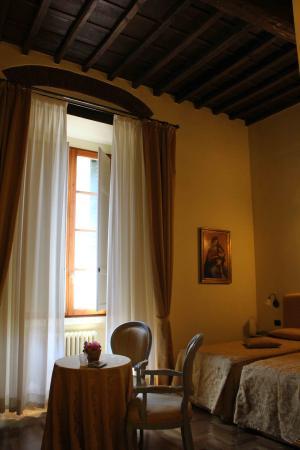 B&B Residenza della Signoria: our room