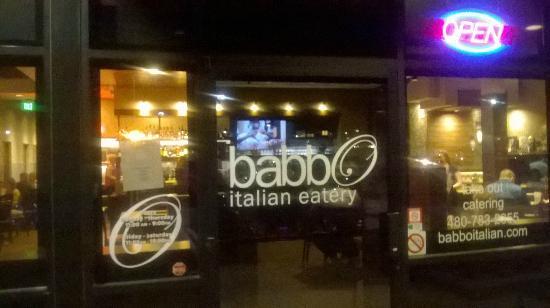 Babbo's Italian Eatery