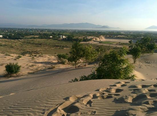 Ninh Thuan Province, Wietnam: Sand Dunes in Ninh Thuan, Vietnam