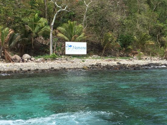 Namena Island Dive Resort: water is amazing for snorkeling