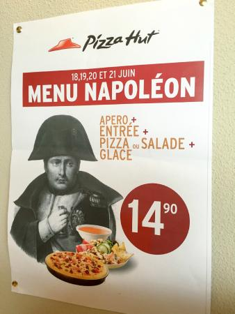 Nearby Pizza Hut Promotion Picture Of The Wellington Museum