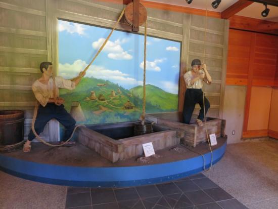 Sagara Oil Field Museum
