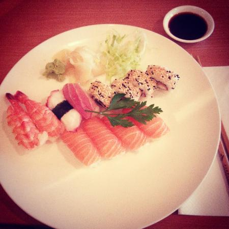 Rice Asian Restaurant & Bar: -