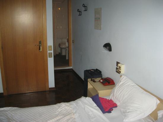 San Paolo: A room