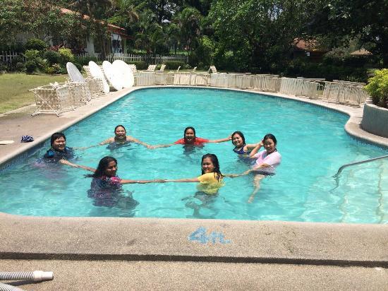 Clark Mimosa Montevista Villas: the pool