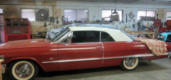 Nixdorf Classic Cars: Nixdorf Classic Car Museum, Summerland, British Columbia, Canad