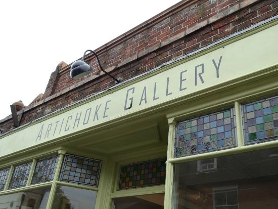 Artichoke Gallery, Ticehurst TN5 7AE