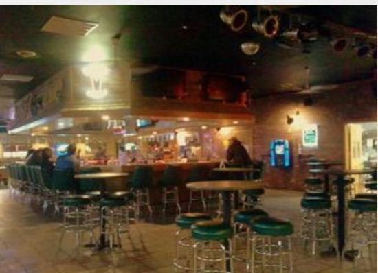 Coal Valley, IL: Crabby's bar and grill