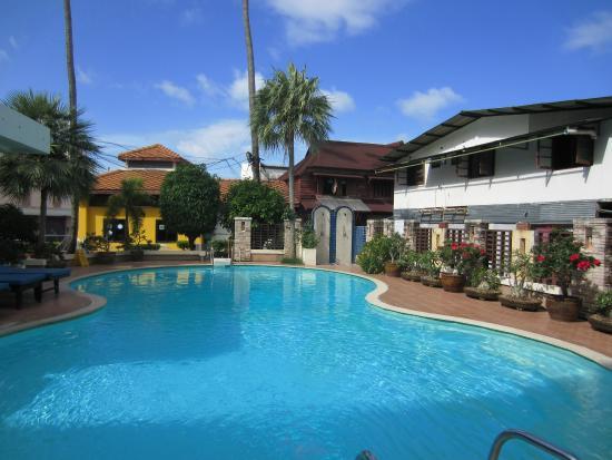 Phi Phi Hotel: Swimming pool