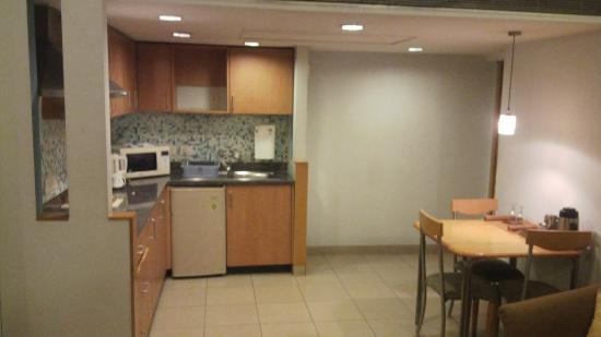 Delicieux Tristar Service Apartments: Kitchen Area