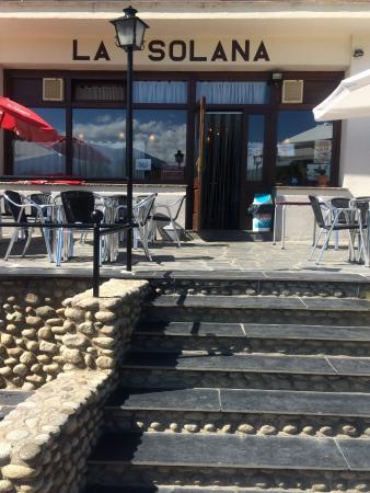 Bar Restaurante la Solana