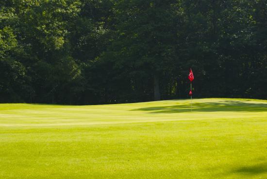 Courcelles-de-Touraine, Francia: Golf