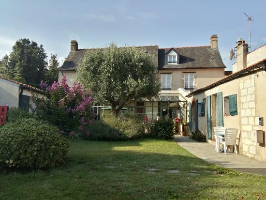 Domaine Le Martinet: Bâtiment principal