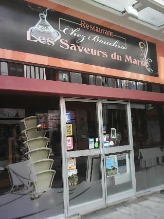 Restaurant Chez Bouchra - Les Saveurs du Maroc