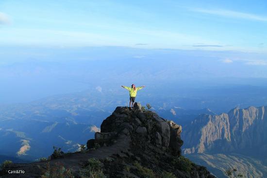 Mount Inerie Peak