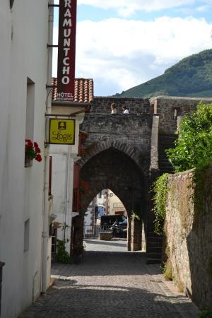 La Citadelle de Saint Jean Pied de Port: Una de las entradas al Casco Antiguo