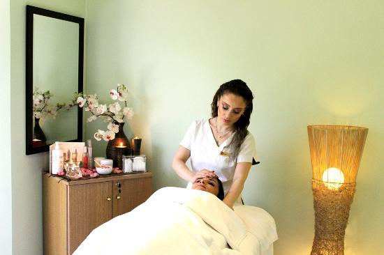 Lancaster Tamar Hotel: Massage