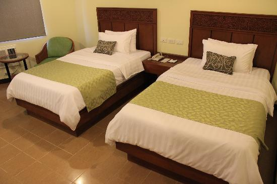 Canyon Woods Resort Club: Room