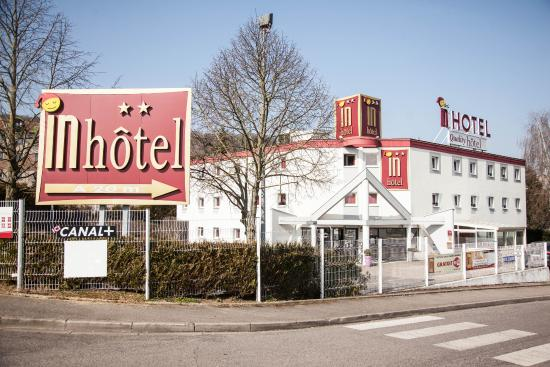 Frouard, Prancis: IN HOTEL