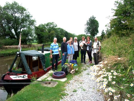 Airedale Cruising - Private Day Cruises: The end of a great day boating