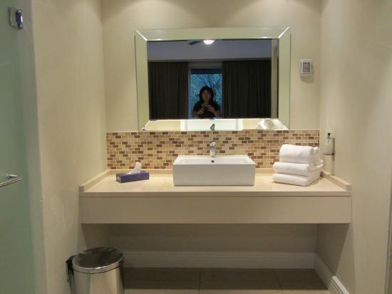 Kupferquelle Resort: Bathroom area