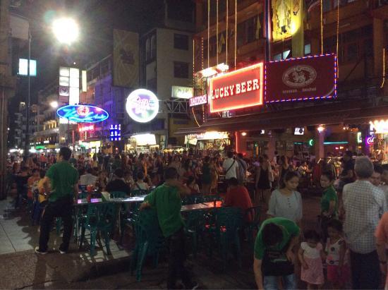 Bilde fra Khao San Road
