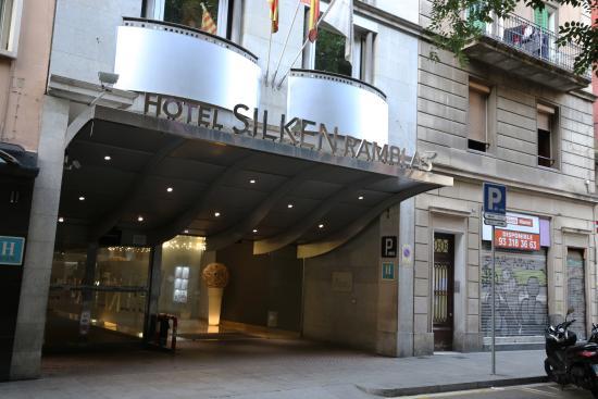 Hotel Barcelona Ramblas Booking