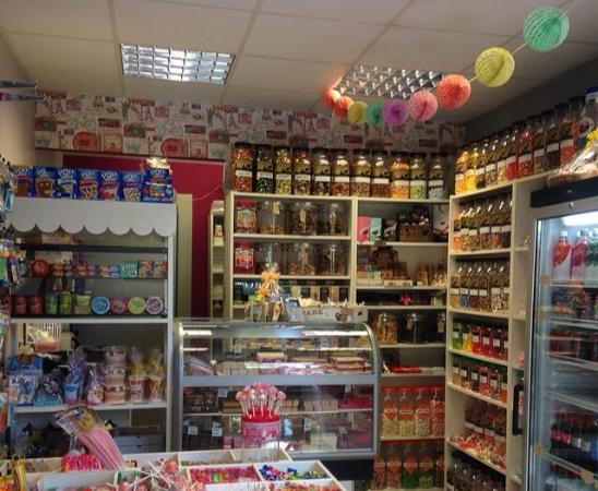 Strathaven, UK: Sweet Treats