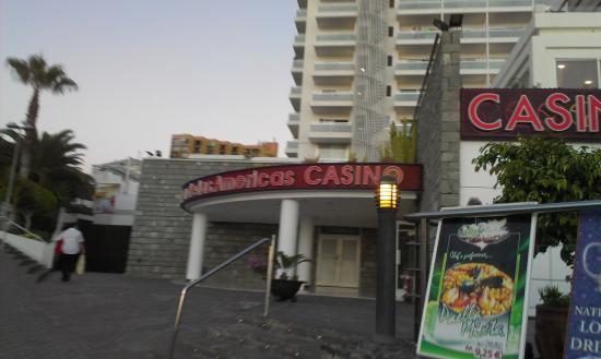 casino playa de las américas