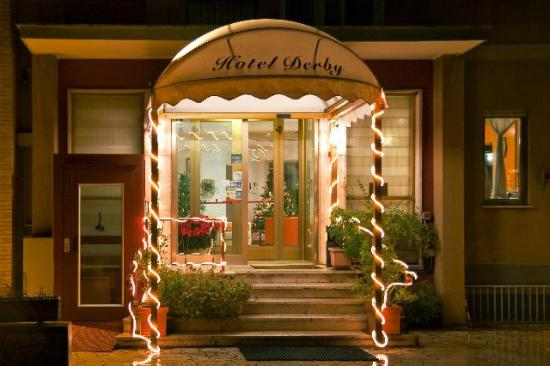 Hotel Derby: Entrata