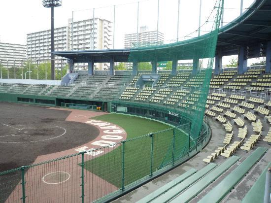 Edogawa Baseball Field