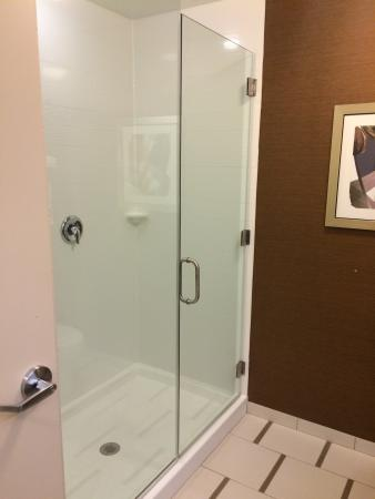 Glass Door Walk In Shower Was Amazing Everything About The