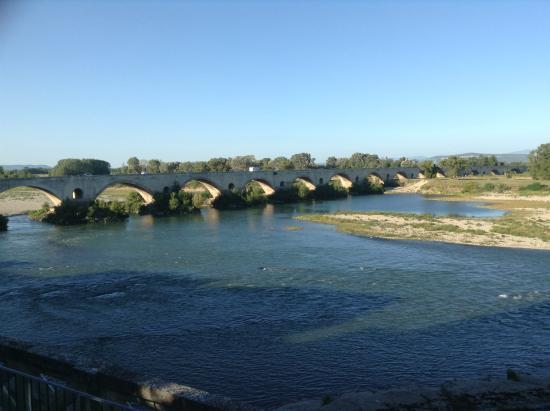 Pont-Saint-Esprit, Γαλλία: Мост