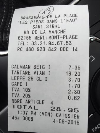 Brasserie De La Plage: photo0.jpg