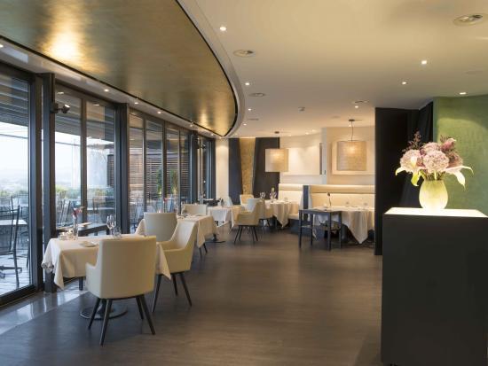 Meridiano: Restaurant Innenaufnahme